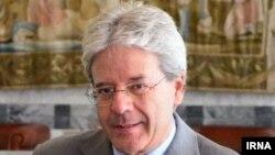 Министр иностранных дел Италии Паоло Джентилони (архив)
