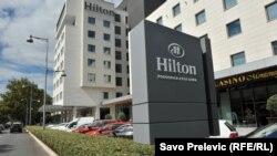 Premijer Đukanović svečano otvorio novi podgorički hotel Hilton