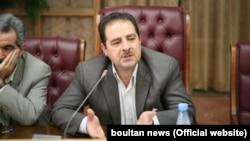 محمود نبوی، معاون مرکز مدیریت بیماریهای واگیر وزارت بهداشت