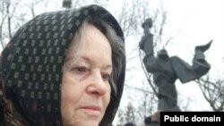 Львів'янка Євгенія Петрів-Руда