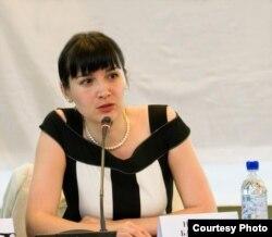 Нигина Баҳриева.