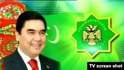 Is Turkmen President Gurbanguly Berdymukhammedov working on his own cult of personality?