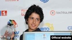 Վլադիմիր Արզումանյանը շաբաթ ուշ երեկոյան հաղթող ճանաչվեց մանկական «Եվրատեսիլ - 2010» երգի մրցույթում: