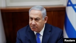 بنیامین نتانیاهو، نخست وزیر اسرائیل تأکید کرد: «ما در دفاع از کشور خود مصمم هستیم».