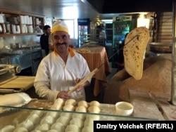 Хлеб в Иране выше всех похвал