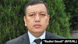 Tajik businessmen Nizomkhon Juraev is currently under arrest on charges of embezzlement and racketeering.