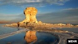 Իրան - Ցամաքող Ուրմիա լիճը