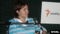 Mançester Universitetinin magistri Aybəniz Məmmədovayla söhbət, 5 sentyabr 2006