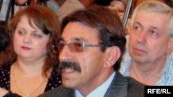 İsrail Knessetinin deputatı İosif Şaqal, Bakı, 16 avqust 2007