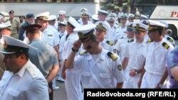Фото з відкриття навчань в Одесі 9 липня 2012 року