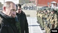 Именно под Ботлихом началась большая карьера целого политического поколения России