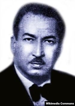 Саид-бей Шамиль, внук имама Шамиля, видный политический деятель горской эмиграции