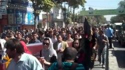01.10.2015 Протести во Кабул, собир на повозрасни лица во Тбилиси