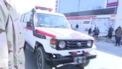 Число погибших в результате взрыва в Кабуле растет (видео)