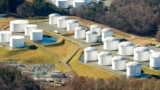 USA-PRODUCTS/COLONIAL PIPELINE Holding tanks are seen at Colonial Pipeline's Charlotte Tank Farm in Charlotte, NC,