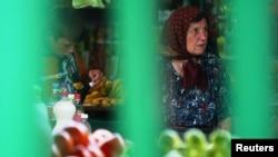 Зелен пазар.