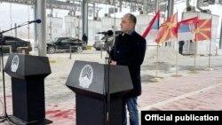 Табановце (14.02.2021) Министерот за здравство Венко Филипче