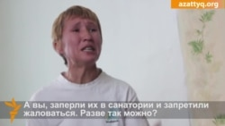 Жители Березовки настаивают на переселении