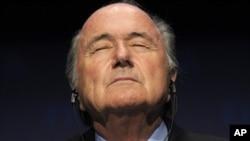 Povlačenje nije u skladu sa mojim borbenim duhom: Predsjednik FIFA-e Sepp Blatter