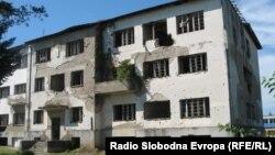Zgrada Gimnazije prije renovinranja
