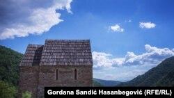 Mjesto bosanske državnosti - bobovac