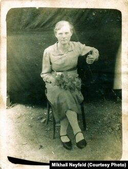 Эмилия Нейфельд, 1940