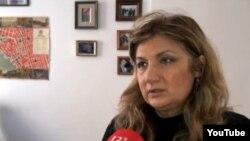 Азербайджанский политолог Лейла Алиева