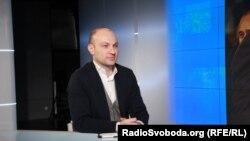 Андрій Бузаров, експерт-міжнародник