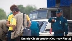 Бу сурат Дмитрий Чистопрудовга оид.
