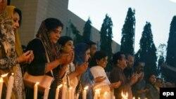 Маркумдарды эскерүү. 14-май, Карачи шаары.