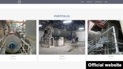 """Скриншот со страницы официального сайта ZADCON GmbH — компании, которая, судя по всему, займётся очистными казанского """"Водоканала"""""""