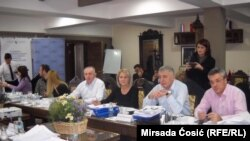 Sastanak Interresorne grupe za izmjenu Izbornog zakona u Bosni i Hercegovini, Konjic, decembar 2015.
