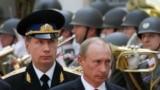 Золотов и Путин в Вене в 2007 году