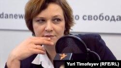 Директор Центра антикоррупционных исследований и инициатив Transparency International в России Елена Панфилова