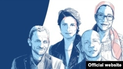 Nasrin Sotoudeh won the Right Livelihood Award-- Oct 1, 2020