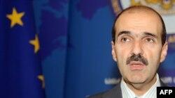 ალექსანდრე ნალბანდოვი, საგარეო საქმეთა მინისტრის მოადგილე
