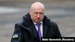 Секретарь Совета национальной безопасности и обороны Украины Александр Турчинов.