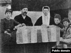 Семья Гаспринскного