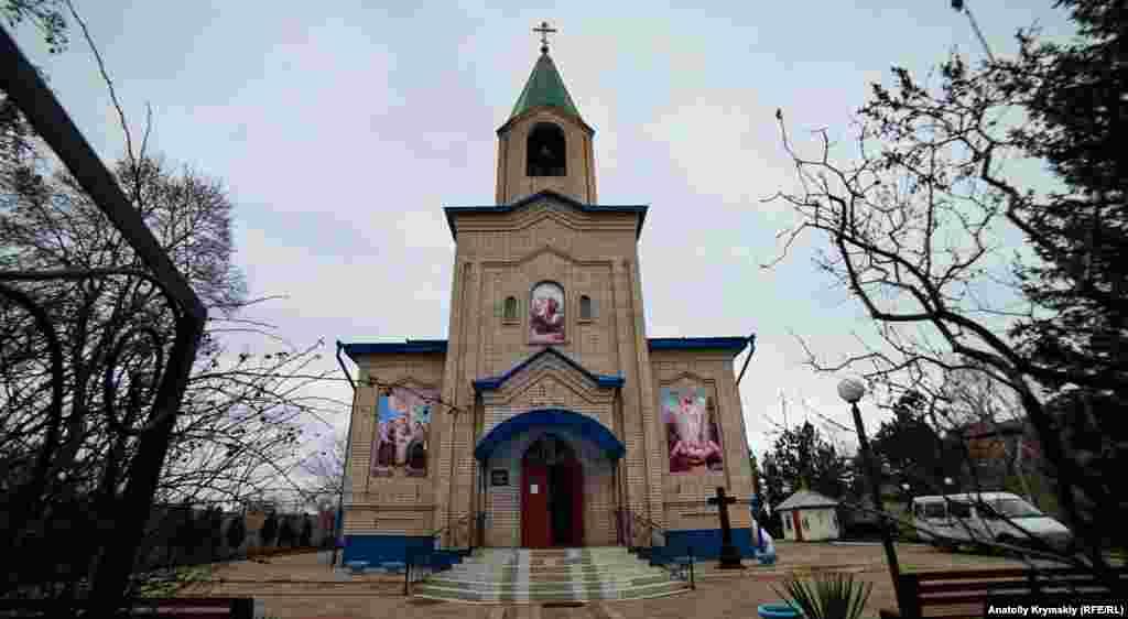 Храм Георгия Победоносца