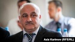 Müsavat Partiyasının başqanı Arif Hacılı