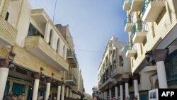 شارع المتنبي أحد رموز بغداد