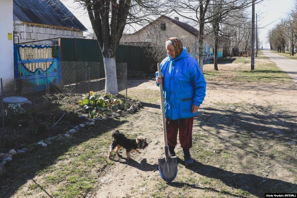По словам местных, большинство населения Словения - пенсионеры