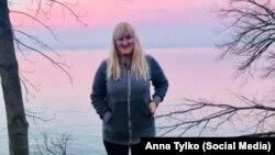 Українська волонтерка Анна Тилко