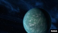 Җирнең игезәк планетасы. Кеплер галәм корабы туплаган мәгълүмат нигезендә ясалган сурәт