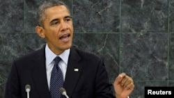 Обама дар минбари СММ