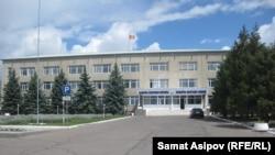 Балыкчы шаарынын мэриясы