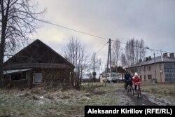 Село Лычково, Новгородская область