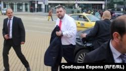 Депутатът от ДПС Делян Пеевски. Снимката е архивна.