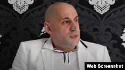 Анзор Умаров, скриншот с личного ютуб-канала