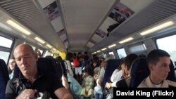 "Поезд ""Тель-Авив – Хайфа"""